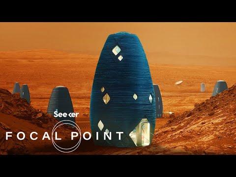 Inside NASA's Challenge to 3D Print Future Habitats on Mars