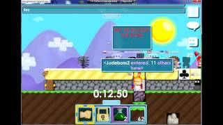 Growtopia - Trolling people with doppleganger potion!