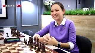 Жансая Абдумалик о золотой медали на чемпионате мира по шахматам