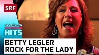 Betty Legler: Rock For The Lady   Die grössten Schweizer Hits   SRF Musik