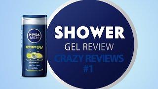 Nivea Men Energy Shower Gel Review - CRAZY REVIEWS #1
