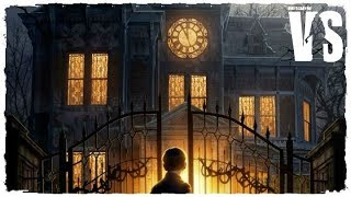 Тайна дома с часами / The House with a Clock in its Walls - трейлер