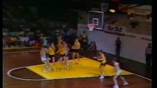 1983 NBL Perth vs Frankston