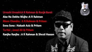 MTV Unplugged Season 6 A R RAHMAN Jukebox