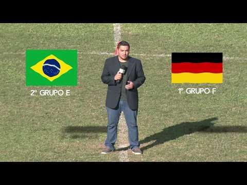 Copa da Rússia: Brasil x Alemanha nas oitavas de final?