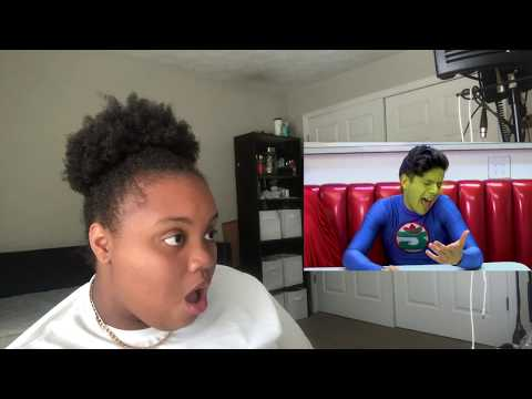 RACIST SUPERMAN |REACTIONS | 2018