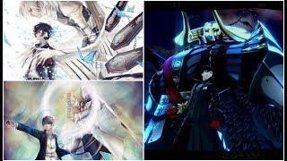 Persona 3 4 5: Thanatos, Messiah, Izanagi No Okami & Satanael