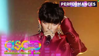 "KZ Tandingan performs ""Marupok"" 
