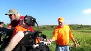 SHOOTING WITH ADAPTIVE EQUIPMENT