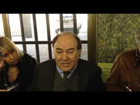 Finmeccanica. Ennio Amodio difende Giuseppe Orsi
