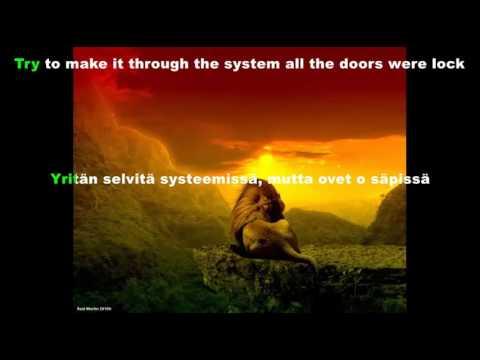 Stephen Marley - Rock Stone LYRICS suomeksi