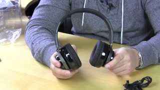 LUXA2 Lavi-S Bluetooth Headset Unboxing & Overview