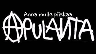 Apulanta - anna mulle piiskaa (lyrics)