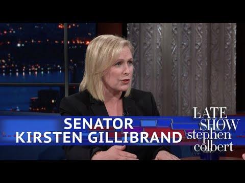 Sen. Kirsten Gillibrand: 'The NRA Has A Chokehold On Congress'