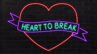 Kim Petras - Heart To Break (Lyric Video)