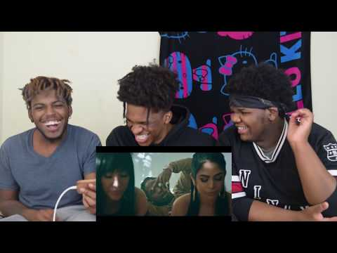 Farruko, Nicki Minaj, Travis Scott - Krippy Kush (Remix) ft. Bad Bunny, Rvssian ( Reaction )