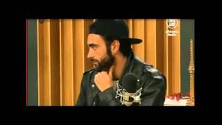 Marco Mengoni @ Deejay Chiama Italia 25.11.2013 - Intervista + Fuori Onda