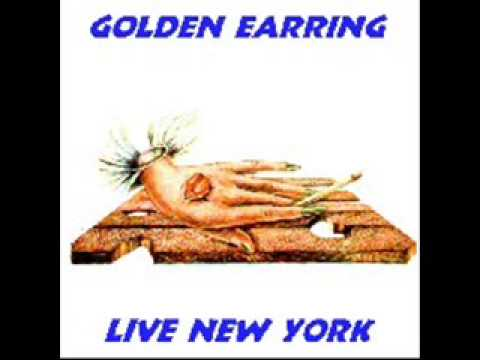 golden earring Big tree blue sea live NY 1975 part 1