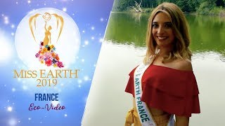 Sonate Terrassier Miss Earth France 2019 Eco Video