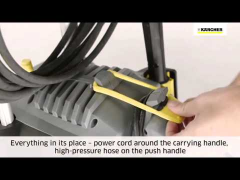 Karcher HD 5/11P Pressure Washer  (HD5/11 C replacement) 240V