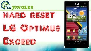 How to Hard Reset LG Optimus Exceed