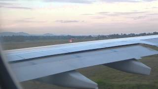 preview picture of video 'Takeoff video from Garuda Indonesia Airlines on Airbus A330-200'