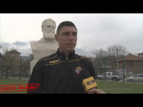 """Представителният тим на Ботев стана част от """"Кауза Колежа"""" (ВИДЕО)"""