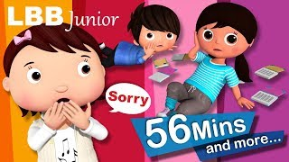 Saying Sorry Song | Plus More Original Kids Songs | From LBB Junior!