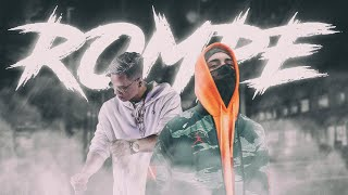 ECKO   ROMPE (feat. Papichamp X DJ Tao) | Lyric Video