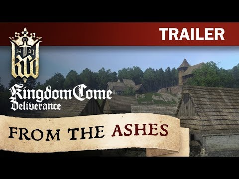 Kingdom Come: Deliverance - From The Ashes thumbnail