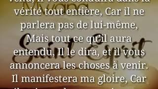 Lyrics De La Chanson Saint Esprit De Dena Mwana