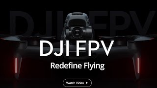 DJI FPV Drone // Who is this PERFECT for??? ????