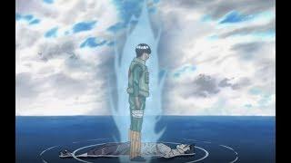 Naruto And Guy vs Kisame (Kisame's return)