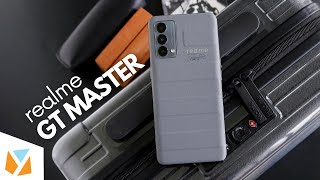 Realme GT Master Unboxing and Hands-On