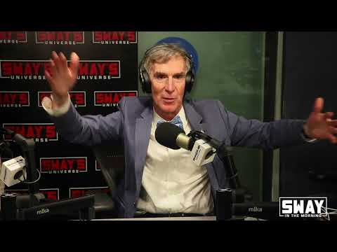 Part 2: Bill Nye Talks about New Documentary and Addresses Global Warming