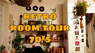 Vintage, Hippie Room Tour