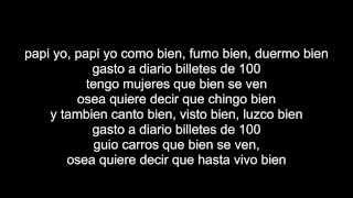 Pacas de 100 - Arcangel Ft. Daddy Yankee (Original) Letra / Lyrics