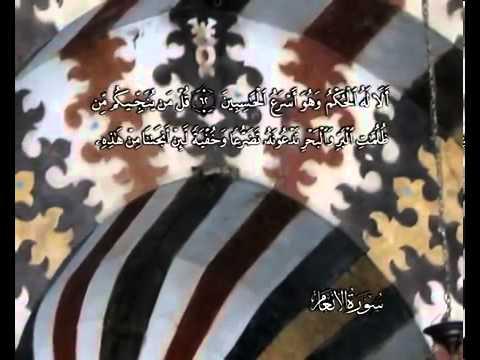 سورة الأنعام - الشيخ / محمد أيوب - ترجمة ألمانية