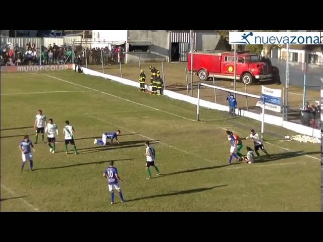 Viale FBC 0 CA Arsenal 0. Resumen del partido