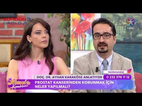 Ayhan Karaköse - Prostat Kanserinden Korunma Yöntemleri - Nurselin Konukları Star TV