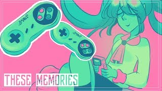 【Hatsune Miku】「These Memories」 【VOCALOID Original】 HD