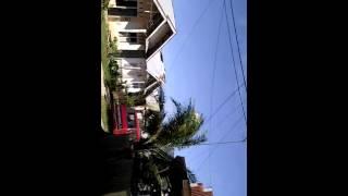 Badai Angin Di Padangwest Sumatera