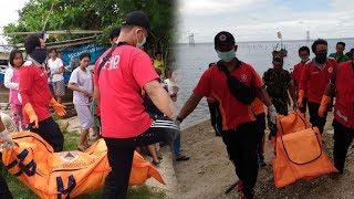 Curiga Terhadap Bau Busuk dari Dalam Karung, Seorang Nelayan Temukan Mayat Mengapung di Pantai