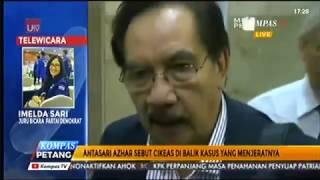Memanas   Anak Buah SBY Ancam Laporkan Antasari Azhar Ke Polisi
