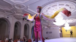 Гран-при ONTUSTIK FASHION WEEK - 500 тысяч тенге