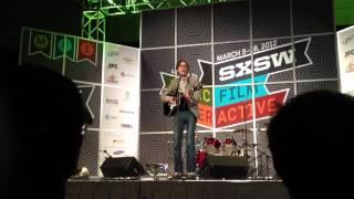 "Justin Townes Earle - ""Memphis In The Rain"" - 3/17/12 - Austin, TX - SXSW 2012"