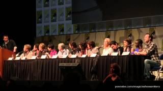 Panel The Walking Dead Part 3