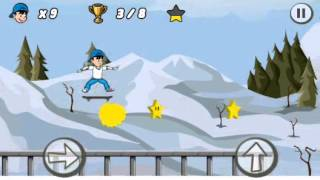 Skater Kid - Gameplay