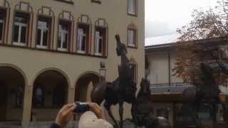 preview picture of video 'Things to do in Vaduz Liechtenstein.'