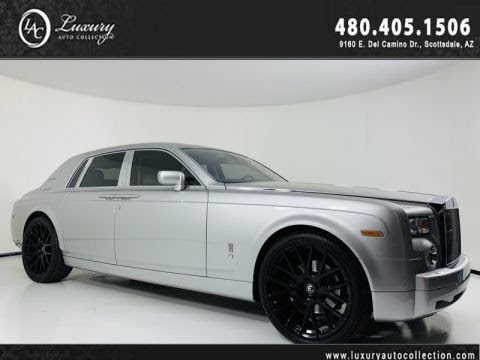 Pre-Owned 2005 Rolls-Royce Phantom Sedan